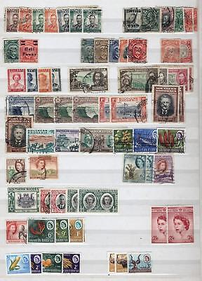 (944307) Small lot, Miscellaneous, Rhodesia
