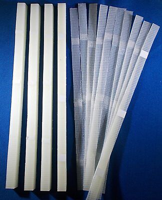 "Thermal Glue Strips 3/8""  9mm - Repair Books, Bindings or Make Your Own Covers"