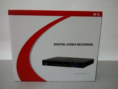 DIGITAL WATCHDOG DW-VMAX16 16-Channel DVR Digital Video