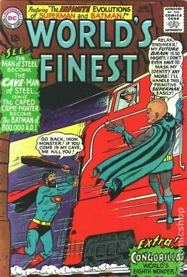 World's Finest #151 1965 GD/VG 3.0 Stock Image Low Grade