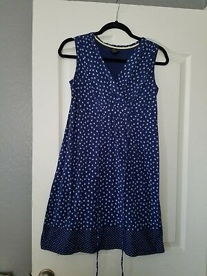 oh baby maternity dress Size small