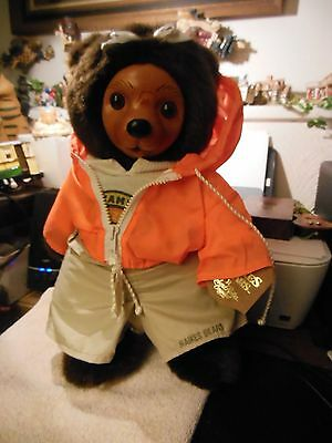 """15""""Raikes Grizzly series brown  bear """"Hillary"""