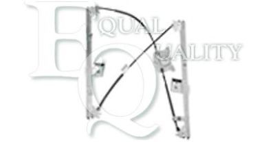 460132 EQUAL QUALITY Alzacristallo Alzavetro Manuale anteriore Dx VW CADDY III F