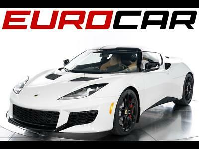 "2017 Lotus Evora 400 ""NEW FROM FACTORY"" 2017 Lotus Evora 400 - NEW from Factory, Black Forged Wheels, Black Pack Option"