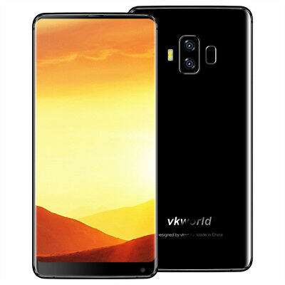 Vkworld S8 5.99'' 18: 9 Full Screen 16MP 4G-LTE Fingerprint Smartphone 4+64GB