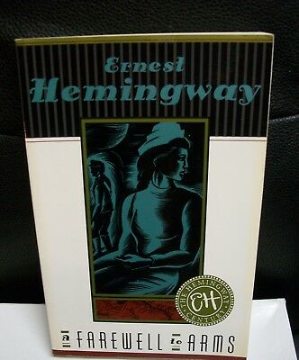 Ernest Hemingway A Farewell to Arms trade paperback