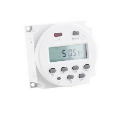 Microcomputer LCD Digital Programmable Electronic Relay Switch Time Timer WYS