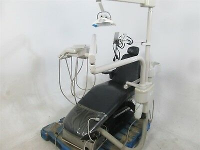 Healthco Celebrity Operatory Dental Exam Chair w/ Delivery System & Light