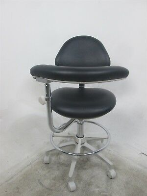 NEW UNUSED Dental Doctor Stool w/ Assistant Arm