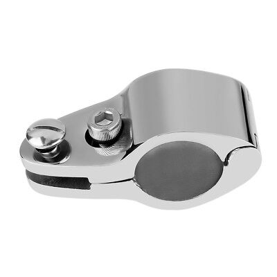 """1"""" 25mm Marine Yacht Jaw Slide for Bimini Top Stainless Steel Fitting Hardware"""