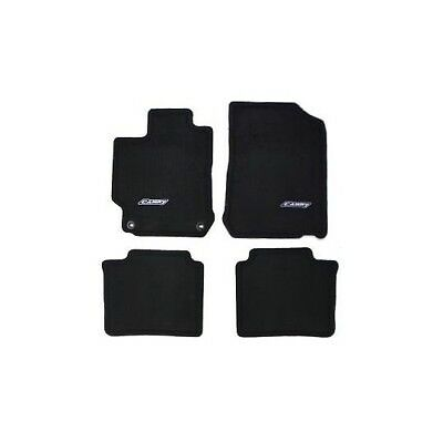 For Toyota Camry 07-11 Charcoal Carpet Floor Mats 4PC Genuine PT206-32060-12