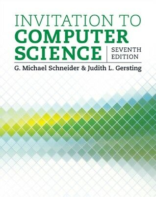 Invitation to Computer Science (Paperback), Gersting, Judith L., ...