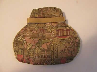 small oriental coin purse