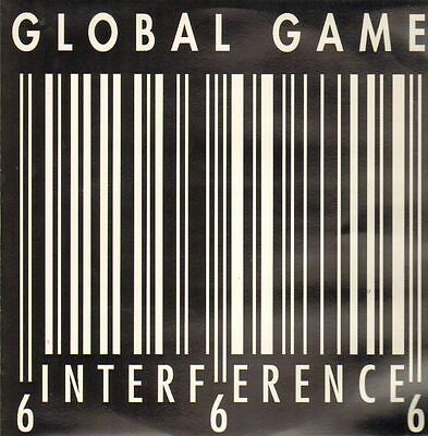 "Interference ‎– Global Game (12"")"