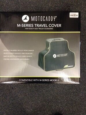 Motocaddy M-Series Travel Cover Brand New