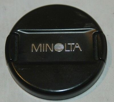 Original Minolta Lf-1155.    55 Mm Snap-On Front Lens Cap