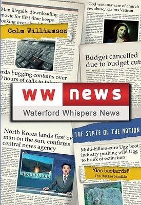 Waterford Whispers News (Paperback), WILLIAMSON, COLM, 9780856409332