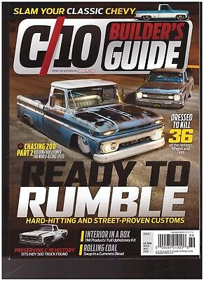 From Street Trucks C/10 Builder's Guide Ready To Rumble Issue 10 New