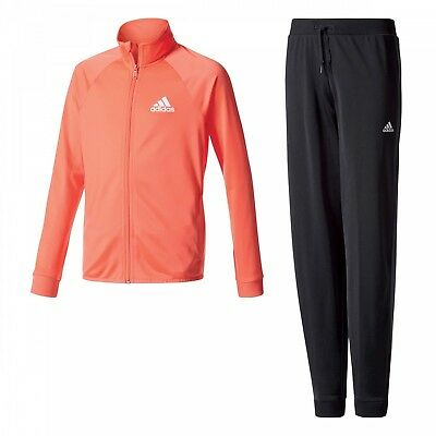 adidas Mädchen Trainingsanzug Young Entry Tracksuit