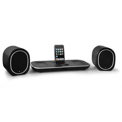 [OCCASION] STATION ACCUEIL iPOD iPHONE DOCK TREVI ENCEINTE SANS FIL AUX MP3 USB