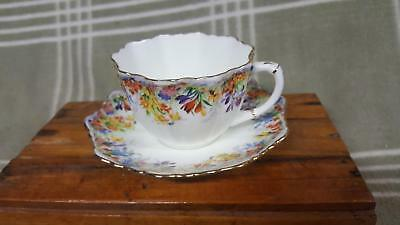 Vintage Paragon 'Daisy' Cup and Saucer. F693