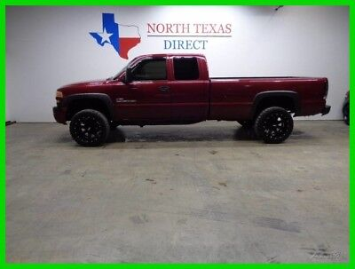 2004 GMC Sierra 2500 4WD Extended Cab Long Bed Off Road Wheels Tires 2004 4WD Extended Cab Long Bed Off Road Wheels Tires Used Turbo 6.6L V8 32V