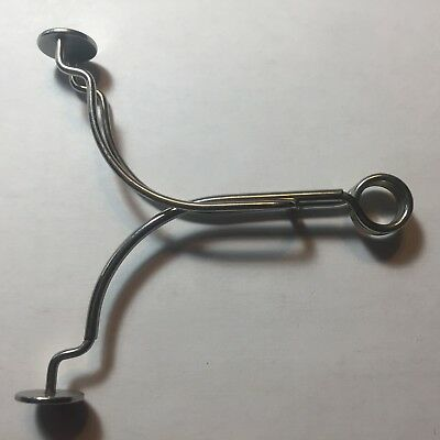 R. Wolf 872.01 Stainless Stockman Penile Clamp Surgical Urology Medical Surgeon