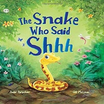 Storytime: The Snake Who Says Shhh