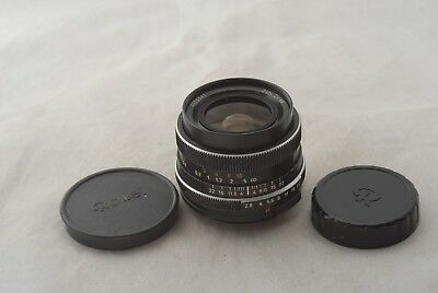 Carl Zeiss 35mm f/2.8 Distagon for Rolleiflex SL35 SLR in Ext Cond Germany Made