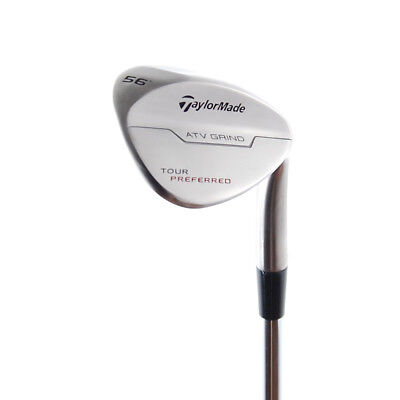 New TaylorMade Tour Preferred Wedge 56* (ATV Grind) RH w/ Steel Shaft