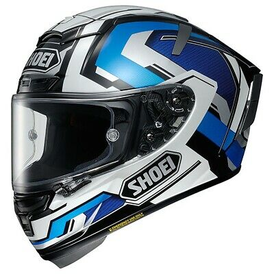 Shoei X-Spirit 3 Brink TC2  Helmet Casque Helm Casco ECE2205