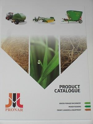 PRONAR Product Catalogue Prospekt in englisch ( 4254 )