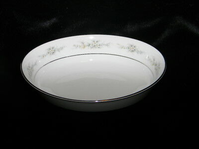 Noritake China - 9 Inch Oval Vegetable Bowl - Melissa Pattern #3080