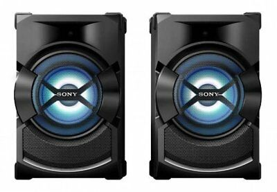 Sony SS-SHAKEX1P Speakers For SHAKE-X1D Bluetooth Wireless Sound System Home
