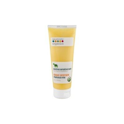 Natures Baby Organics - Diaper Ointment - 3 oz Fragrance Free