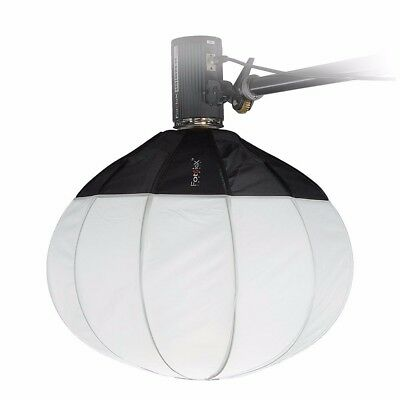 """NEW 20"""" Fotodiox Lantern Softbox (COLLAPSIBLE GLOBE) for Balcar & compatible"""