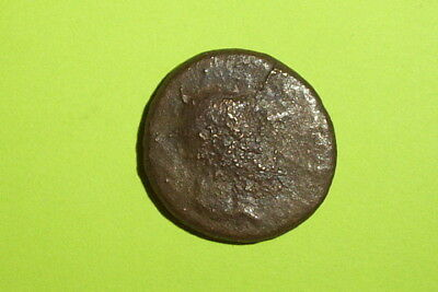 Ancient ROMAN COIN of RHOEMETALCES I 11 BC-12 AD Augustus time of Jesus rare old