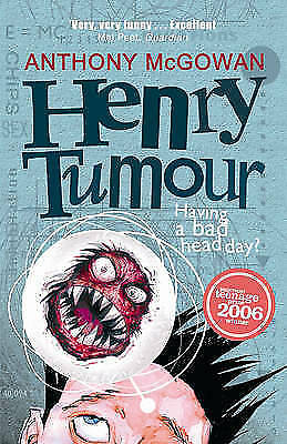 McGowan, Anthony, Henry Tumour (Definitions), Very Good Book