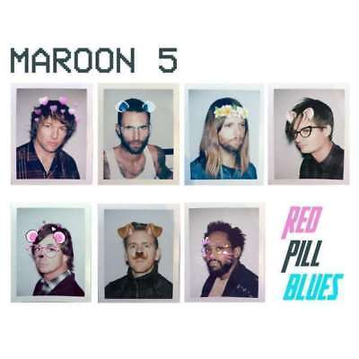 Maroon 5 - Red Pill Blues (Deluxe Edition) NEW CD