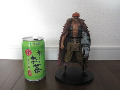USED One Piece DX Figure THE GRANDLINE MEN Eustace Captain Kid free shipping