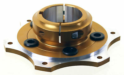 Kart 50mm Gold Anodised Aluminium Floating Sprocket Carrier