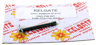 Kelgate GT4 Caliper Brake Padpin Kit Go Kart Karting Race Racing