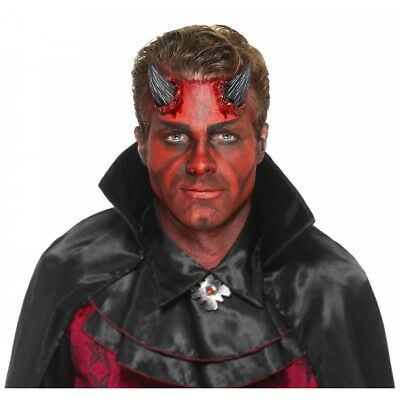 Realistic Devil Horn Prosthetic Costume Appliance Adult Halloween