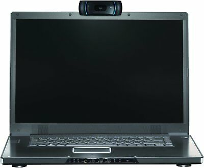 Logitech B910 HD 5MP USB 2.0 Schwarz Webcam (960-000684)