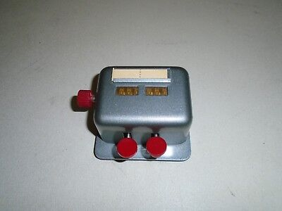 Baxter Scientific 2 Key Laboratory Cell / Tally / Manual Differential Counter