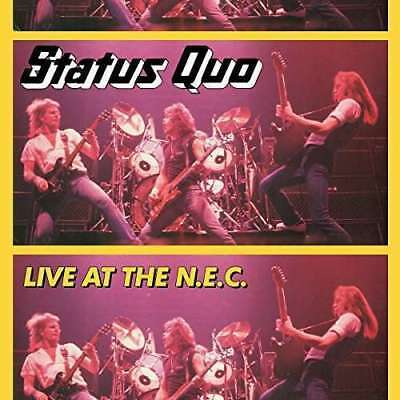 Status Quo - Live At The N E. C. Nuevo CD