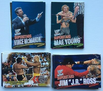 Wresting Cards - WWF Superstars (Fleer) - 36 Cards