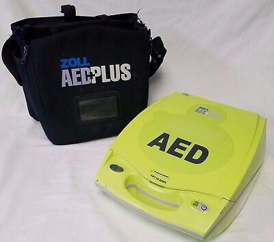 ZOLL AED Plus w/ Adult & Infant/Child Pads