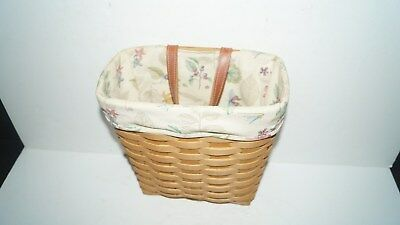 Collectible 2004 Signed Longaberger Basket