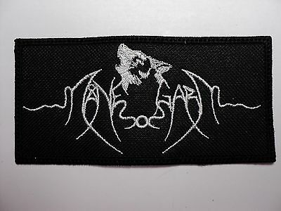 Manegarm   Embroidered Patch